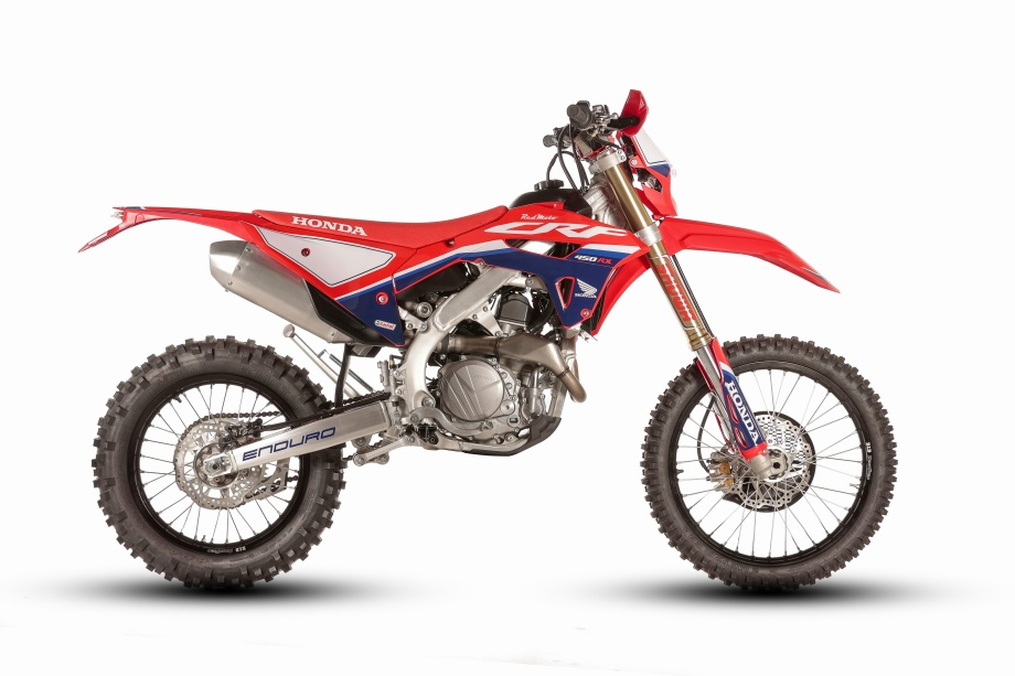 Honda RedMoto CRF-450RX Enduro